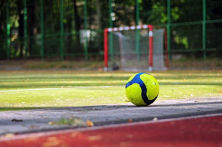 футбол, поле, футбол, топка, спорт, играта, гол
