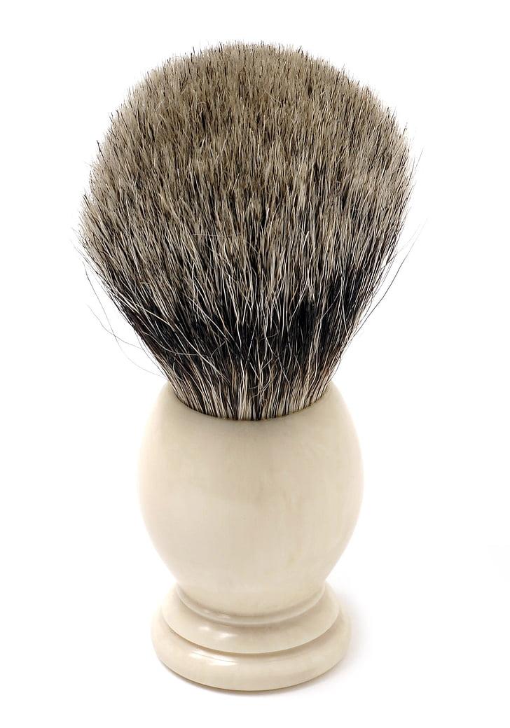 brotxa d'afaitar, afaitar, barba, l'atenció, Perruqueria, barberia, anyada