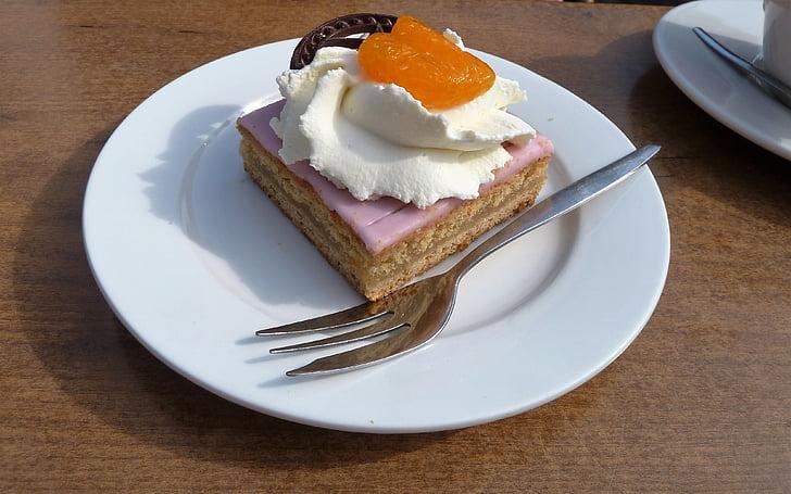 thực phẩm, bánh ngọt rán, Ngọt ngào, ăn đồ ngọt, nuông chiều, kem, bánh