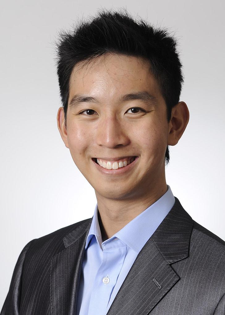 homme, Portrait, entreprise, Chinois, asiatique, mâle, gens