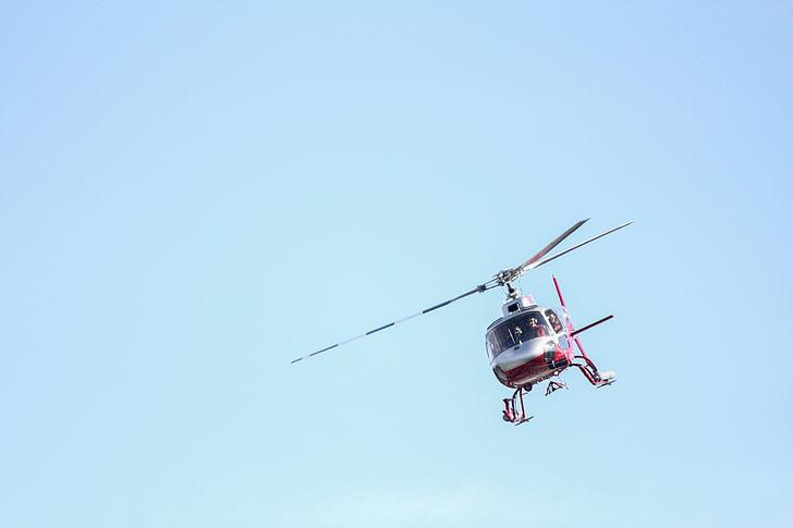 helicòpter, Alaska, vol