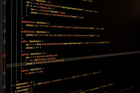 business, close-up, code, coding, computer, dark, data