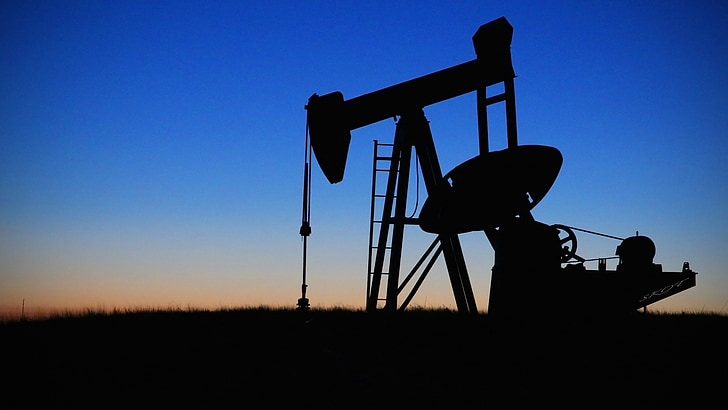 pump jack, oilfield, oil, fuel, industry, petroleum, pump