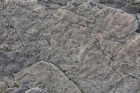 岩石, 纹理, 石头, 表面, 材料, 粗糙, 灰色