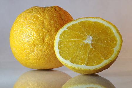 橙色, 果汁, 水果, 柑橘, 茶点, 维生素, 饮料