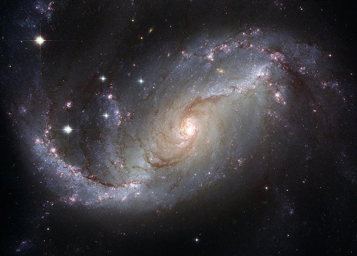 astronomi, sort, konstellation, kosmos, mørk, Galaxy, videnskab