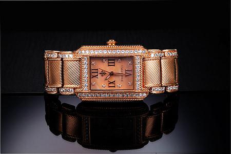 hodinky, Fotografie, Zátiší, černá, Pepa, studené barvy, zlato