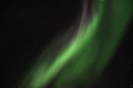 đèn phía bắc, Aurora borealis, năng lượng mặt trời gió, hiện tượng ánh sáng, màu xanh lá cây, ánh sáng, điện tử