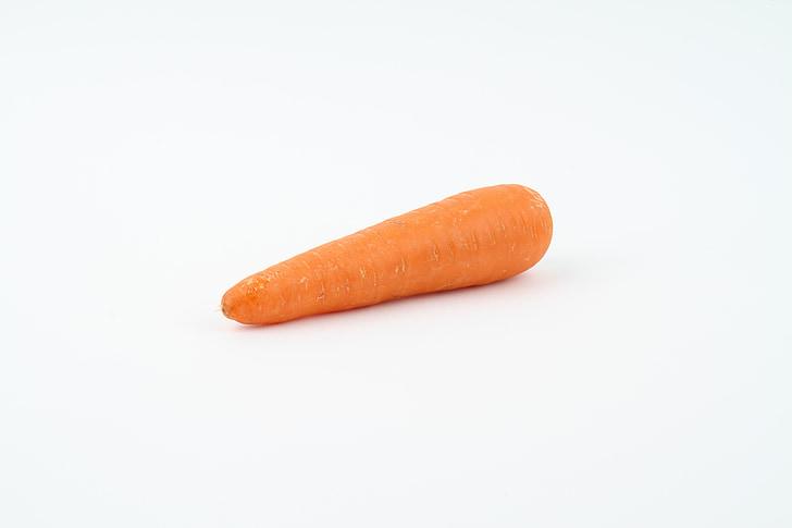 morötter, grönsaker, friska, Vegetarisk, färsk, ingrediensen, näringslära