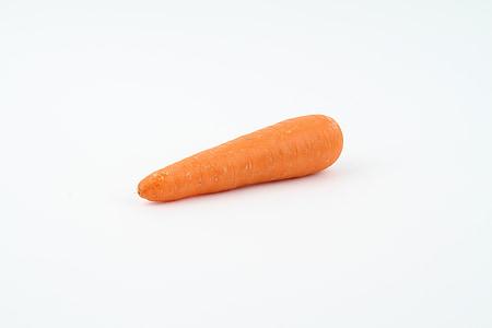 marchew, warzywa, zdrowe, wegetariańskie, świeży, składnik, odżywianie