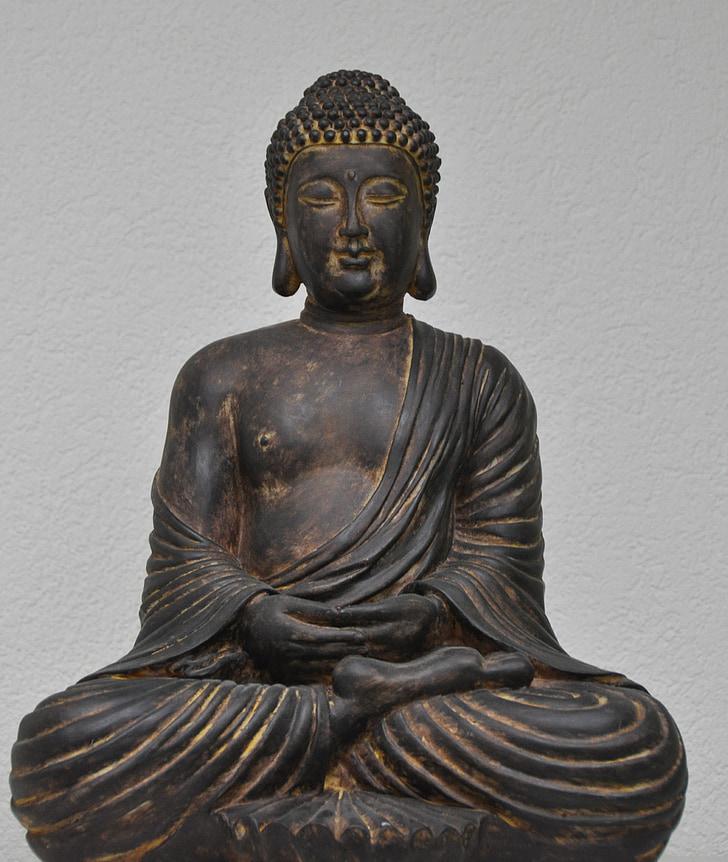 Buda, Zen, meditació