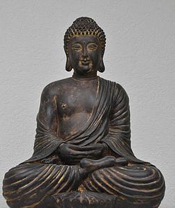 Buddha, Zen, Meditācija