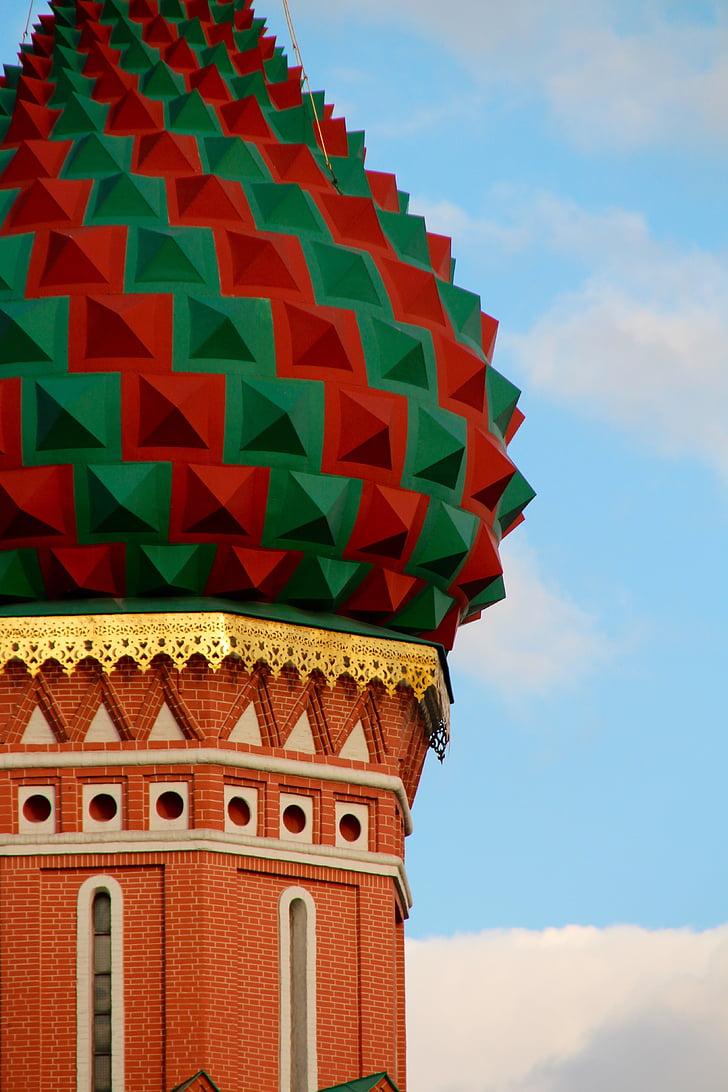 Moskva, Rusko, Sovietsky zväz, East, kapitál, historicky, cestovný ruch