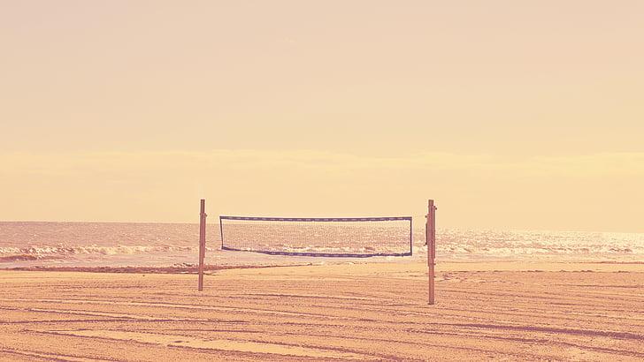 praia, luz do dia, paisagem, luz, líquido, oceano, ao ar livre