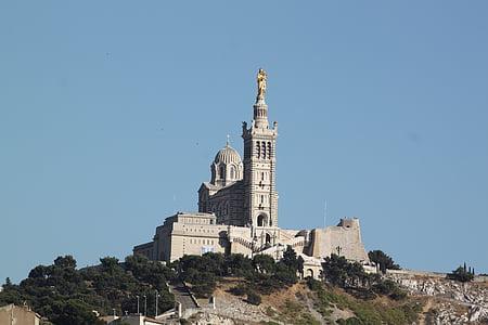 Marseille, Hea ema, Prantsusmaa, Lõuna-Prantsusmaal, Provence