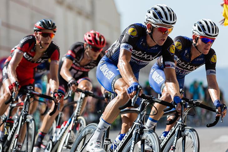 retorn, ciclista, Espanya, el torn, bicicletes, esport, competència