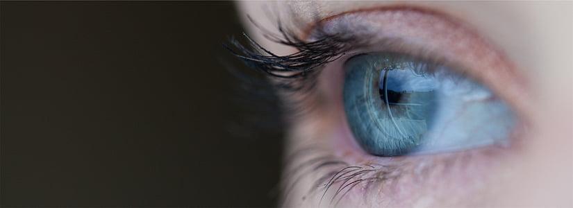 person, blue, eye, eyes, human eye, eyelash, eyesight