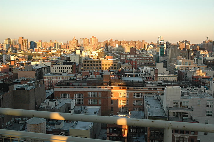 city, buildings, urban, architecture, new york, manhattan, cityscape