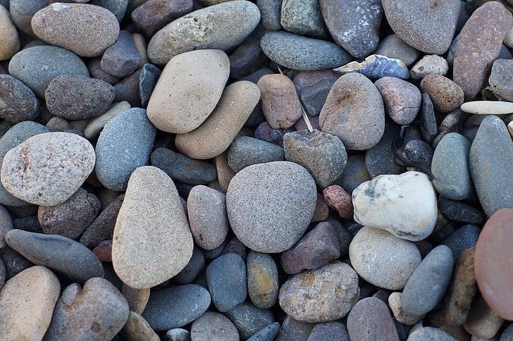 pedras, pedras, praia, Costa, rocha, seixo, pedra