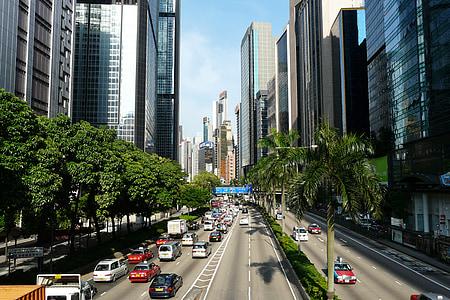 Hong Kong, trànsit, Àsia