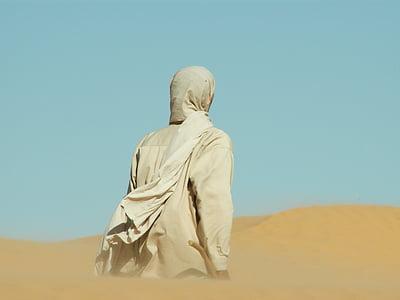 Nomad, sa mạc, Cát, sa mạc Sahara, người Bedouin, phong cảnh sa mạc