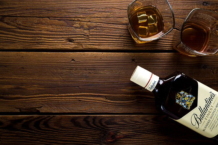 alkoholi, alkohoolsed, taust, õlu, jook, pudel, tähistada