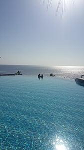 Obala, Hotel, beskonačnost bazen, Otok, slobodno vrijeme, Meer, oceana