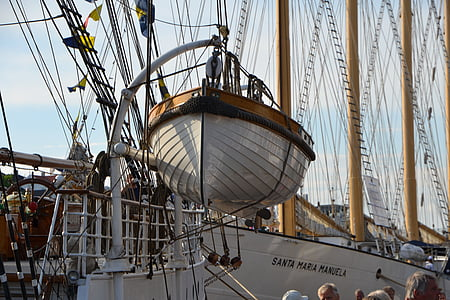 schooners, fredrikstad, norway, nautical Vessel, sailing Ship, sailing, sailboat