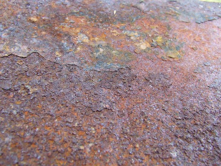 Rust, taust, Juhatus, pruun, tekstuur, Makro