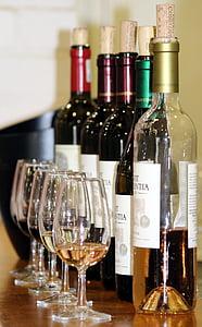 veini degusteerimine, prillid, veini pudelid, uue veini, veini, Prost Grand Prix, punane vein