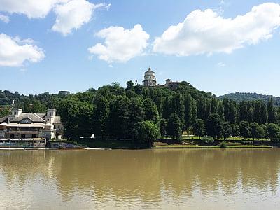 Torino, riu Po, la gran mare, Piemonte, arquitectura, renom, cultures