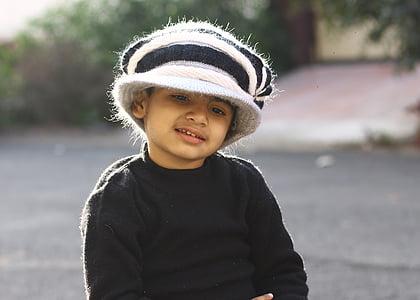 kid, happy, girl, childhood, smile, portrait, joy