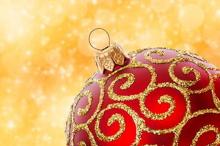 sfera di Natale, Bagattella di Natale, celebrazione, Natale, decorazione, ornamento, dicembre