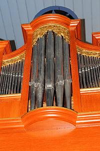 bažnyčia, organų, organų švilpukas, priemonė, bažnytinės muzikos, garsas, metalo