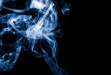 дим, фоновому режимі, Анотація, фони, дим - фізична структура, крива, фігури