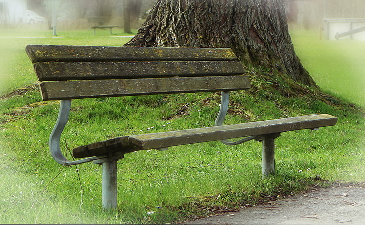 Bank, Fotel, ławce w parku, reszta, odzyskiwanie