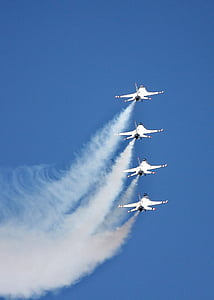 reno airshow, airplanes, air show, military jets, thunderbirds, aircraft, fighter aircraft