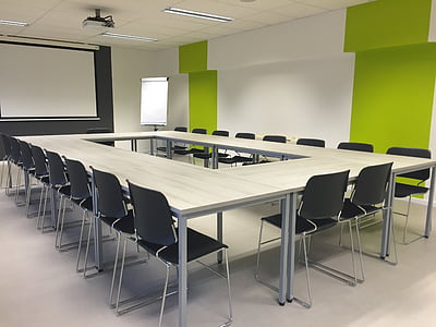 board room, chairs, conference room, floor, indoors, meeting, office