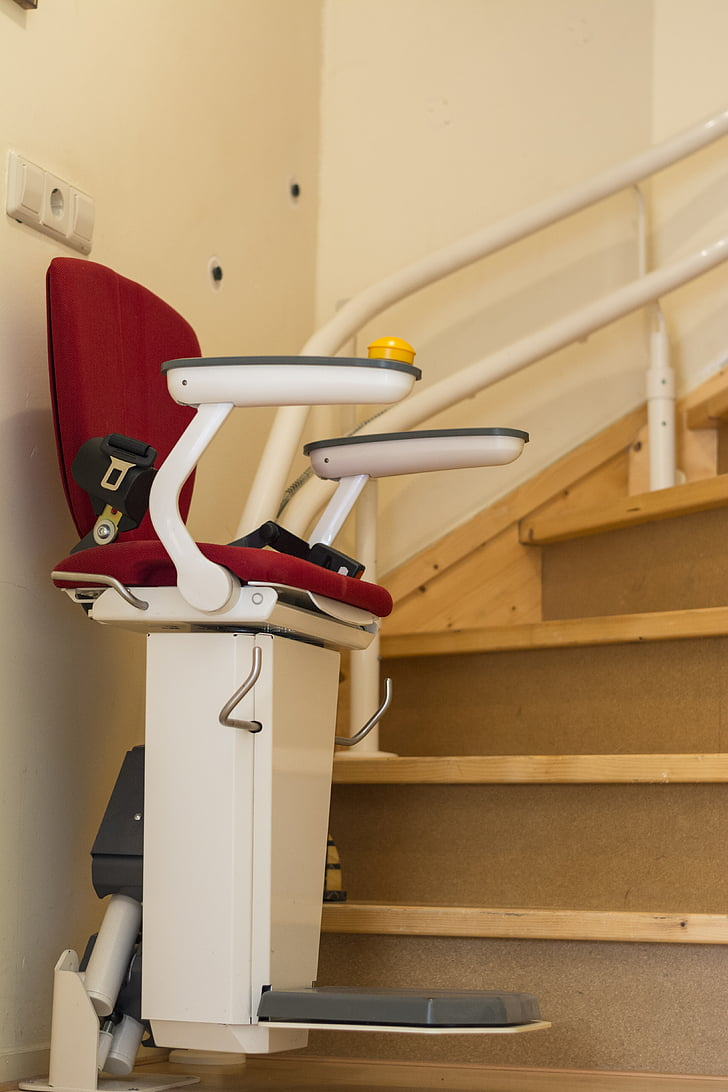 stair lift, elevator, trap, adjustment, disabled, tool, tools