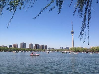 Pequín, el paisatge, bonica