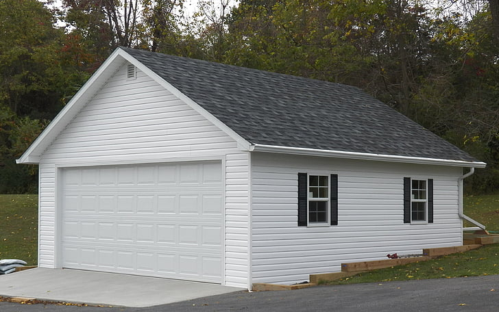 truss garage waterloo structure, waterloo structures pa truss garage, garages waterloo structures
