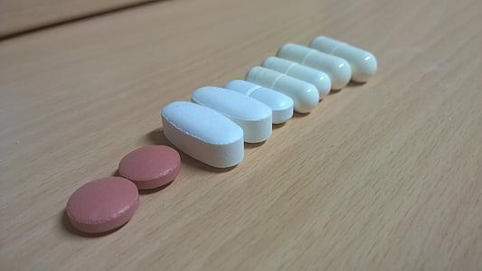 píndoles, comprimits, càpsula, drogues, Farmàcia, additius en nutrients, suplements dietètics