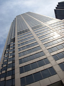 hoone, Office, pilvelõhkuja, City, arhitektuur, Tower, büroohoone