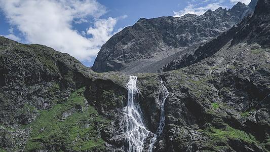 peisaj, munte, natura, în aer liber, Rocky mountain, pitoresc, apa