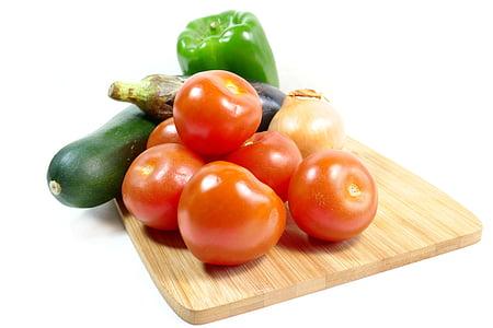 tomat, grøntsager, køkkenhave, mad og drikke, spise sundt, grøn farve, mad
