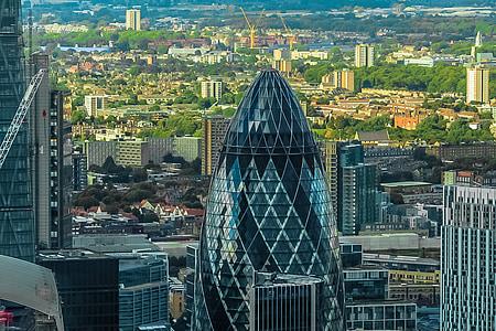 london, building, panorama, cityscape, urban Skyline, skyscraper, architecture
