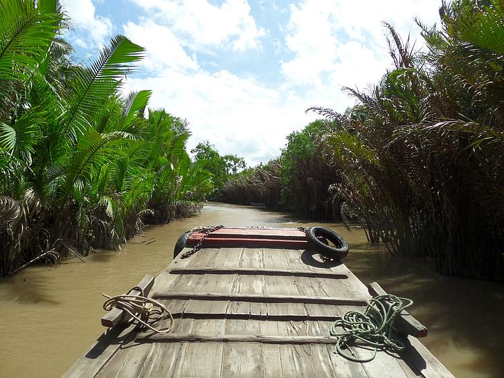 Vietnam, riu, viatges
