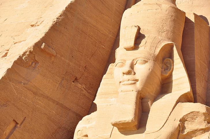 viatges, Egipte, taronja, faraó, temple egipci