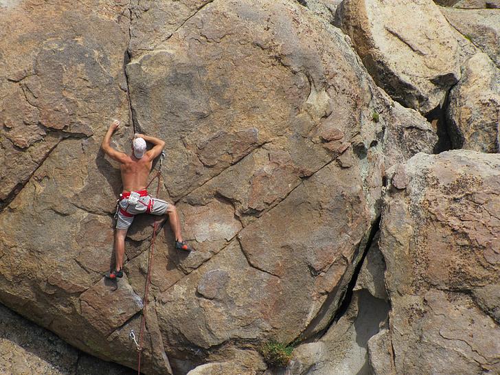 escalada en roca, escalada clàssica, aventura, vertical, repte, difícil, escalador