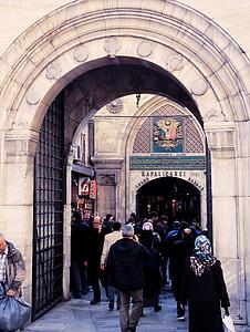 basar, Istanbul, Fira, carrer